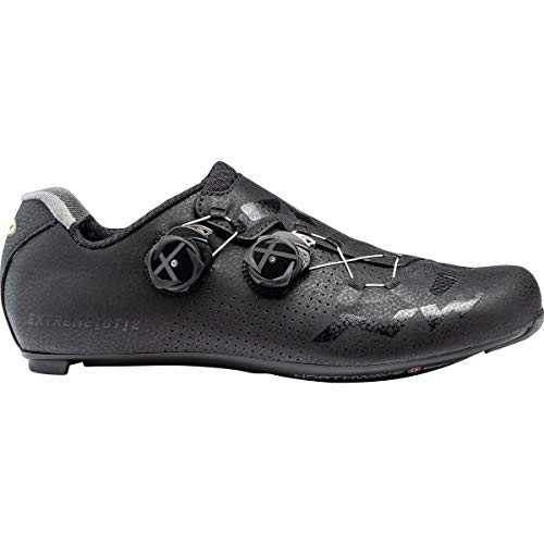 Northwave Extreme GT 2 2021 - Zapatillas para bicicleta de carreras, color negro, Hombre, 80201020, Negro , 45.5 EU