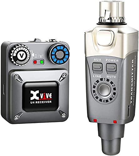 Xvive XU4 Wireless In-Ear Monitor Sys