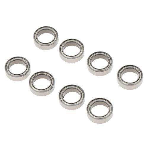 Metal Ball Bearing Kits for HG-P407/HG-P801/802 RC Car Accessory