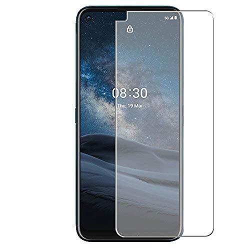 Vaxson 3 Stück Schutzfolie, kompatibel mit Nokia 8.3 5G, Bildschirmschutzfolie Displayschutz Blasenfreies TPU Folie [nicht Panzerglas]