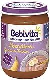Bebivita Abendbrei Banane-Kakao, 190 g