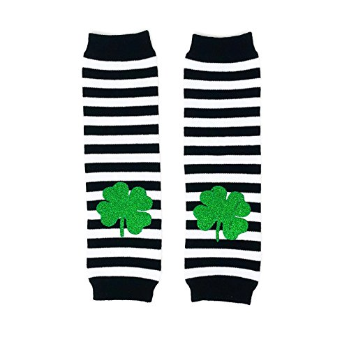 Rush Dance Feast of Saint St Patrick's Day Baby/Toddler Leg Warmers