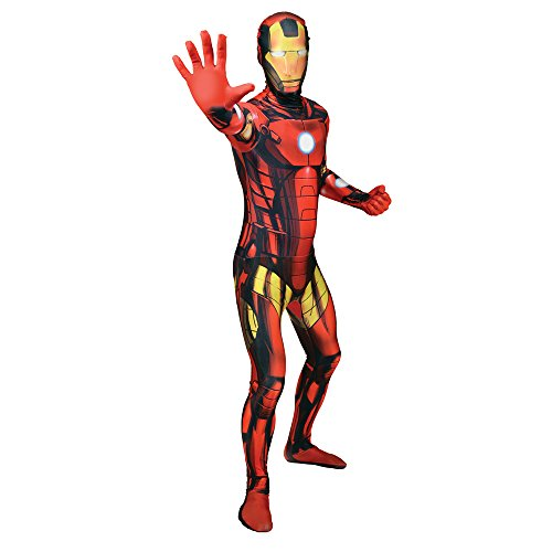 MORPHSUITS Costume MARVEL IRON MAN taglia L