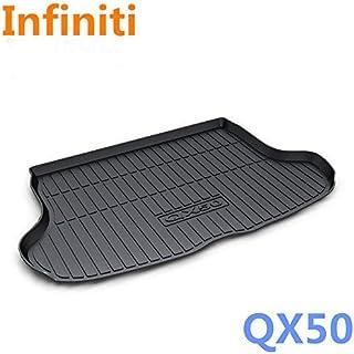 Car Boot Pad Carpet Cargo Mat Trunk Liner Tray Floor Mat Tray Floor Carpet For Infiniti 2010 2012 2013 2014 2015 2016 2017...