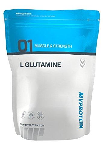 MyProtein L-Glutamina, Sabor Sandía - 250 gr