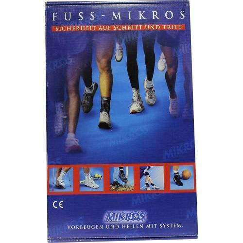 MIKROS Fußbandage NV XL 1 St Bandage