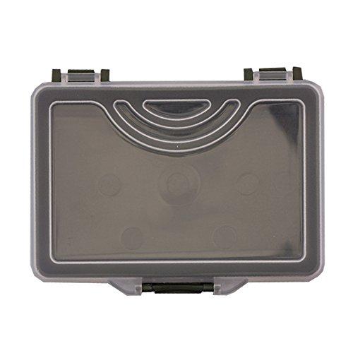 Tackle Box Boîtes Angel Boîtes pour petites pièces Angel Accessoires de tri Box Boîte de rangement, 1 Fach