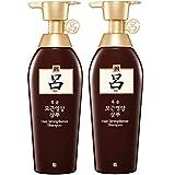 [Amorepacific Ryo] Hair Strengthener Shampoo 400ml X 2/strengthen Hair Root+ Volumize Hair/hair Root Volume Enhancement/fermented Pickled Soybean Ingredient Enhances Hairroot and Volumizes Hair. [2015year New]