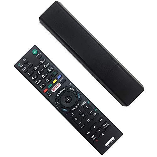 Reemplazo Mando TV Sony RMT-TX100D para Sony Bravia Smart TV Mando Universal TV Sony Compatible con Todos los TV Sony