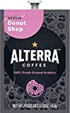 FLAVIA ALTERRA Coffee, DONUT SHOP, 20-Count Fresh Packs (Pack of 5)