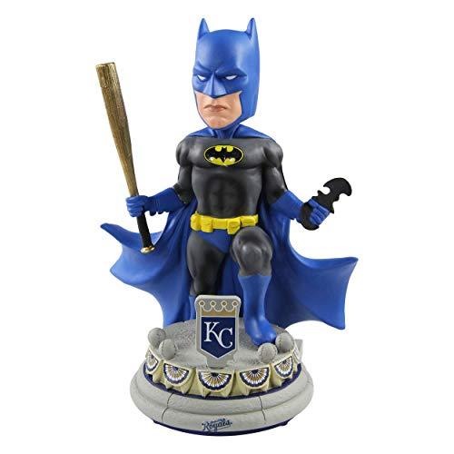 FOCO Batman Kansas City Royals DC x MLB Special Edition Bobblehead MLB