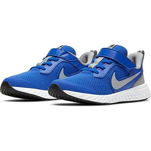 Nike Zapatillas Revolution 5 (PS) Código BQ5672-403 Azul Size: 33.5 EU