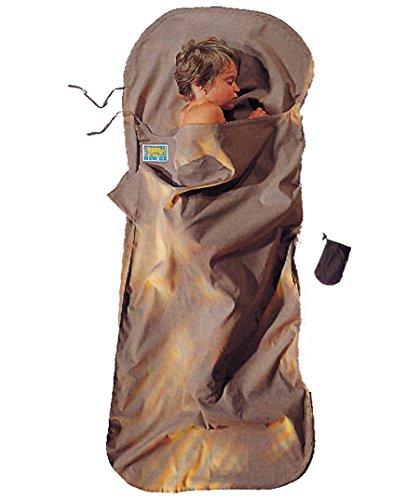 Cocoon Kinderschlafsack Kids KidSack - Cotton