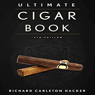 The Ultimate Cigar Book: 4th Edition audiobook cover art