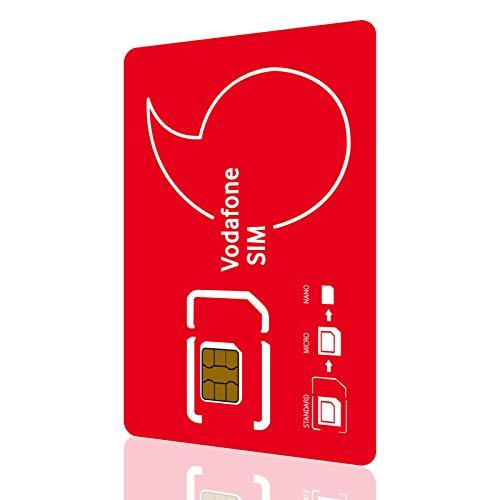 Prepaid Unlimited Data SIM-Karte – 30 Tage vorinstallierte und Prepaid SIM-Karte nicht Payg (Pay As You Go) Internationale SIM-Karte mit europäischem Roaming.