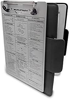 MYGOFLIGHT iPad Folio C Kneeboard for 12.9