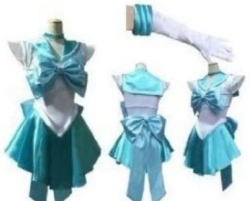 『セーラームーン 風 セーラー戦士 衣装5セット コスチューム レディース Mサイズ』の3枚目の画像