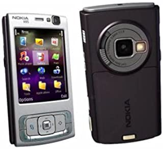 Nokia N95 Mobile Cellular Phone (Unlocked)
