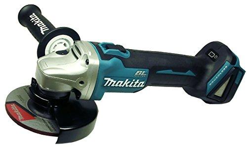 Makita DGA 506rtj Amoladora de ángulo inalámbrica 18V–-- Solo --- sin batería y cargador