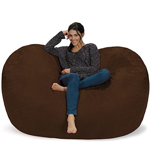 Chill Sack Bean Bag Chair: Huge 6
