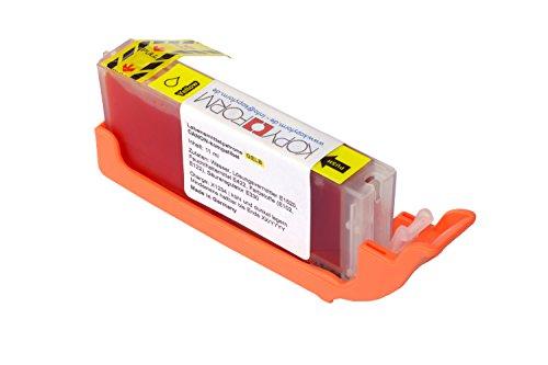KOPYFORM Lebensmitteltinte Patrone Gelb Canon-kompatibel (CLI-551) - TK152