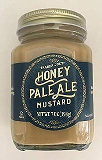 Trader Joe's Honey Pale Ale Mustard 7 oz (Case of 3)