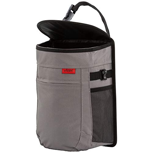 Odorless Travel Trash Can