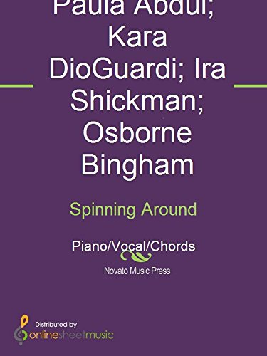 Spinning Around (English Edition) eBook: Ira Shickman, Kara ...