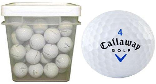 Callaway 50 Ball Bucket Assorted Used Golf Balls