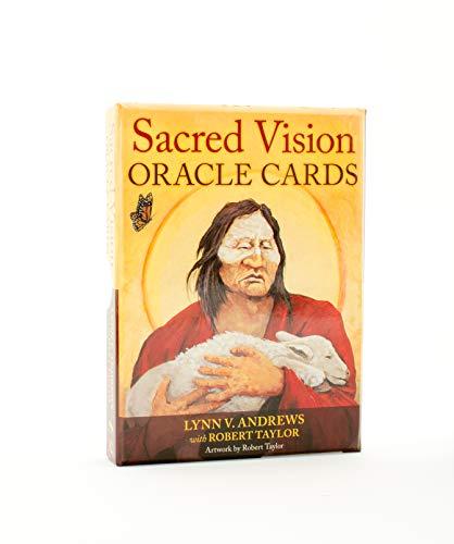 Sacred Vision Oracle Cards PDF Books