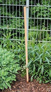 Gartenkugelstab Gartenstecker (Rosenstab) Rosenkugel Gartenkugeln
