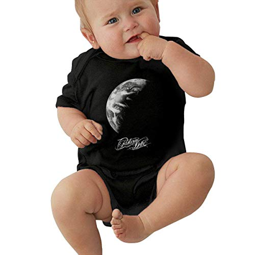 Unisex Baby Kurzarm Body Parkway Drive Unisex Baby Climbing Suit Jersey Bodysuit Short Sleeve T-Shirt Black