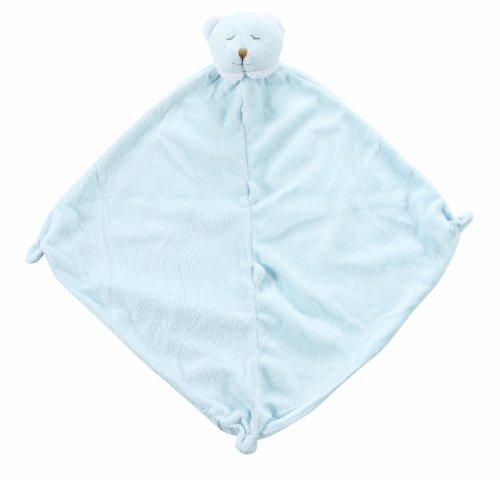 Angel Dear Ours bleu couverture pour bébé