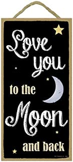 Best love you to the moon and back sign Reviews