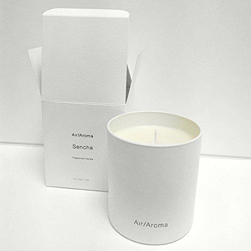 sencha aroma candle (センチャアロマキャンドル)