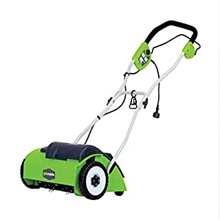 Greenworks 14-Inch 10 Amp Corded Dethatcher 27022 (B0030BG1HM) | Amazon price tracker / tracking, Amazon price history charts, Amazon price watches, Amazon price drop alerts