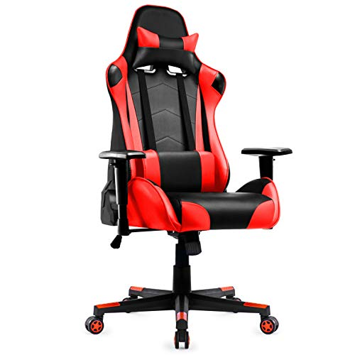IntimaTe WM Heart Racing Chaise De Bureau Fauteuil Gamer Pro