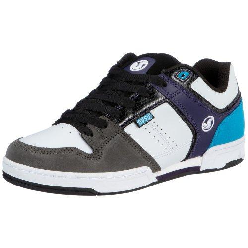 DVS Shoes SONAR S/SONAR FA, Jungen Sneaker, weiss, (WHTL), EU 43, (US 9 1/2), (UK 8 1/2)