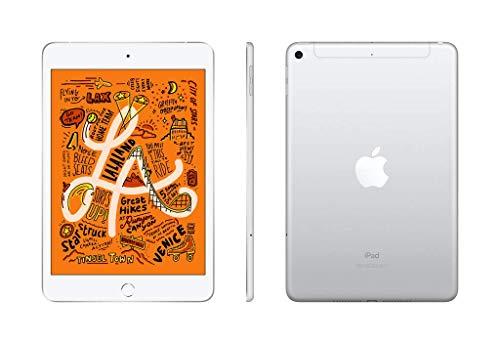2019 Apple iPad Mini (7,9, Wi-Fi, 64 GB) - Silber (5. Generation)