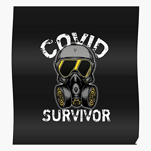 and 2020 Quarantined Chill Social Quarantine Distancing Quaratine Survivor Distance Impressive Posters for Room Decoration Printed with The Latest Modern Technology on semi-Glossy Paper Background