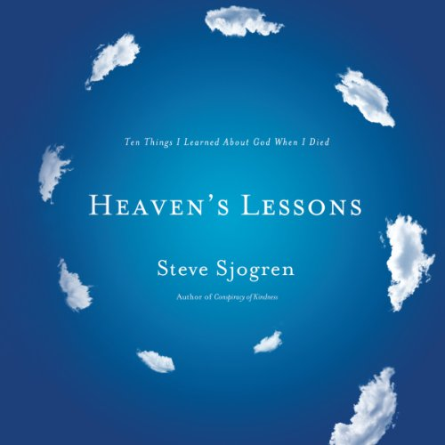 Heaven's Lessons audiobook cover art