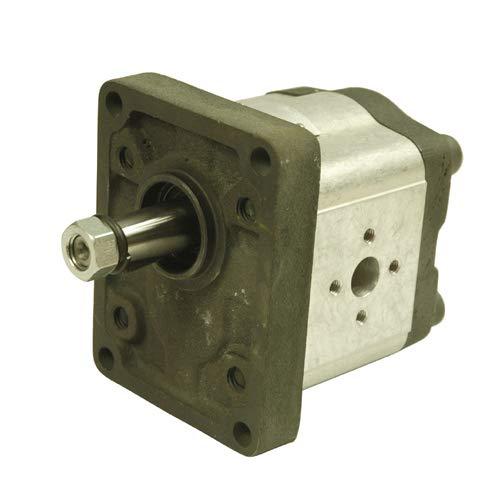 Hydraulische pomp voor Landini/Massey Ferguson, G/LH rotatie, 11 CC, debiet, 15 / 17 mm Ø as, 72 / 96 mm, bevestigingsafstand