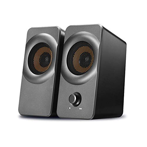 Mini Speaker Subwoofer Computer Small Stereo Notebook Home Theater Mobile Phone Desktop, A
