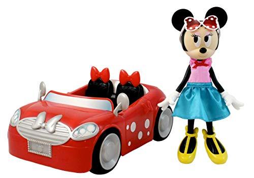 Disney Puppe, Minnie, 209464, Mehrfarbig