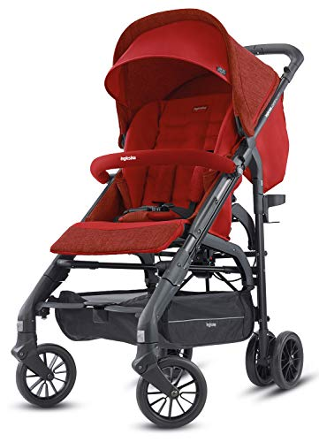 Inglesina Zippy Light Passeggino, Brick Red