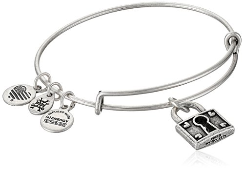 Alex and Ani Unbreakable Love EWB, Rafaelian Silver, Expandable