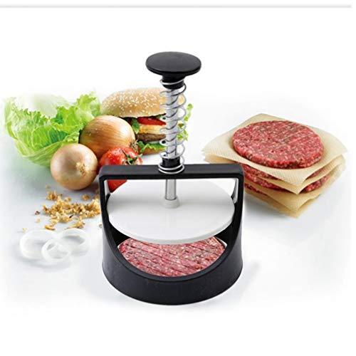 TOSSPER plástico rellenas de Burger Press Sliders Patty Molde de Alimentos de Grado Cocina Aves Carne Herramientas Herramienta Fabricante de Cocina