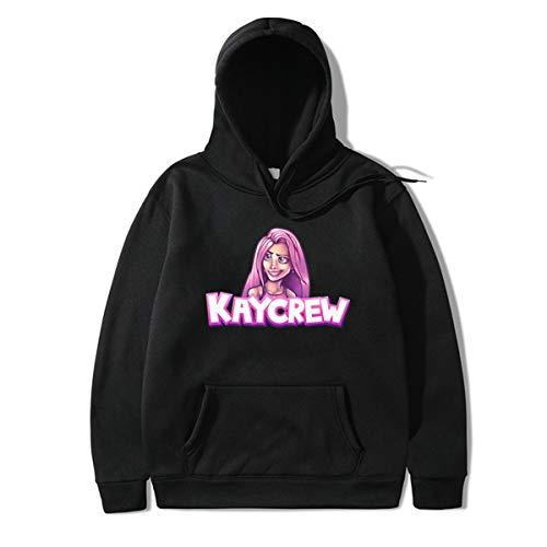 VuxVux Merch Kaycrew T Shirt Hoodie Sweatshirt Crewneck Longsleeve Merch For Kids Men Women Youth Merchandise Clothing