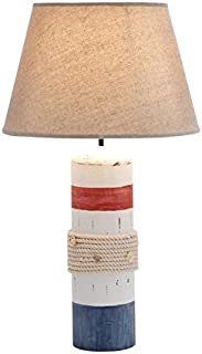 Deco 79 28750 Wood Buoy Table lamp 24