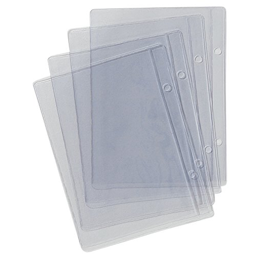 Powerplay Spielerpasshüllen 10erPack transparent Gr.UNI
